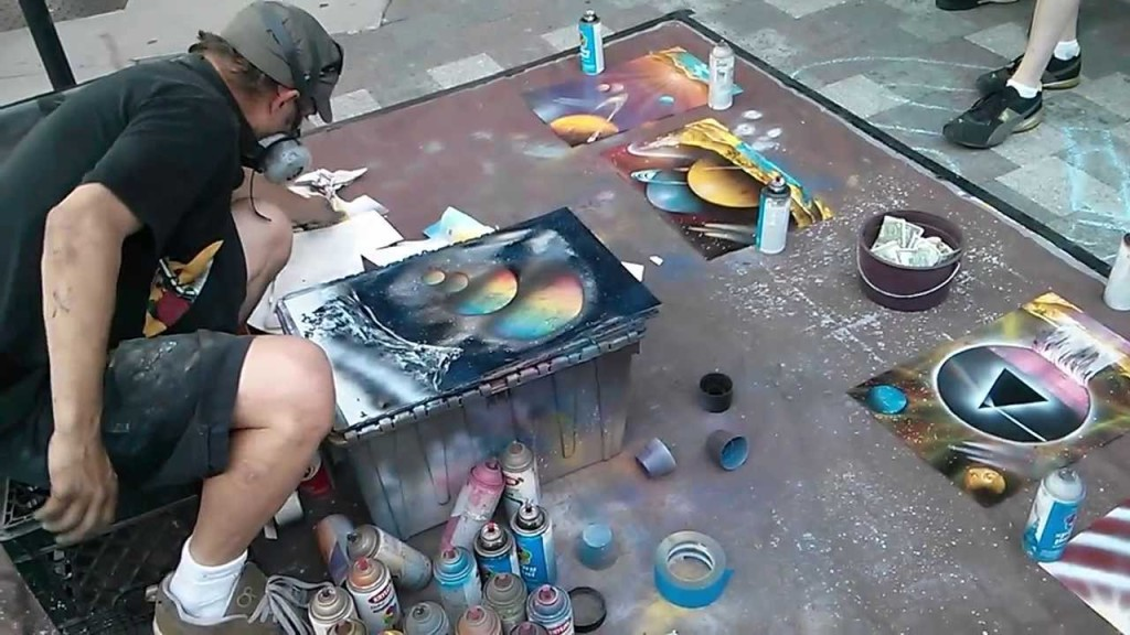 Speed Spray-Painter – Absolutely Amazing