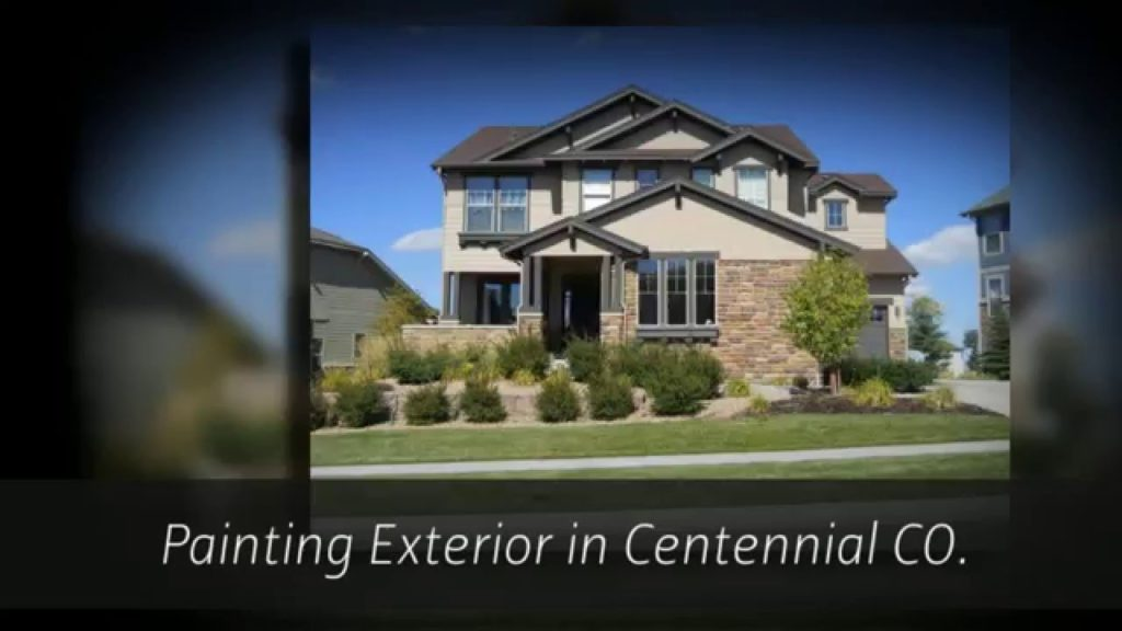 Centennial Painters and Paint Contractor Services