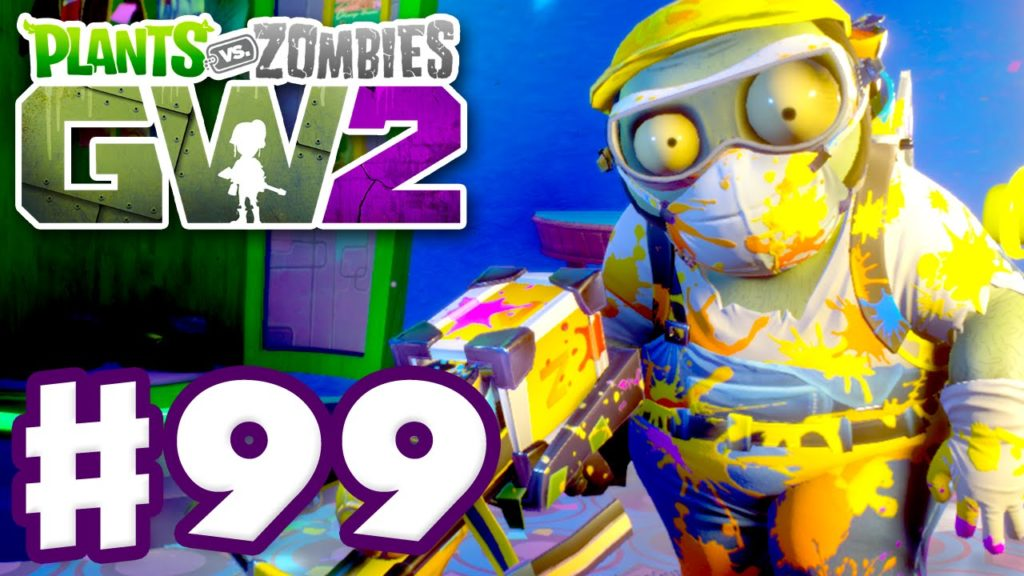 Plants vs. Zombies: Garden Warfare 2 – Gameplay Part 99 – Painter! (PC)