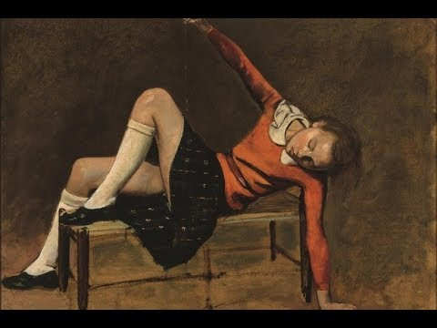 Balthus the Painter (1908-2001) documentary [vhs]