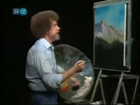 Bob Ross: Valley View – The Joy of Painting (Season: 21 Episode: 01)