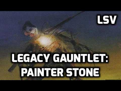 Channel LSV – Legacy Gauntlet Painter Stone (Deck Tech)