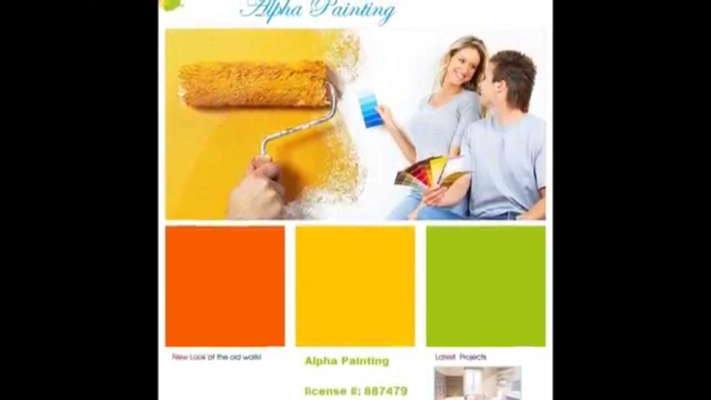 Residential painting contractor in Modesto California 209-404-2804
