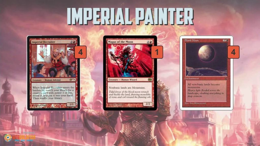 Instant Deck Tech: Imperial Painter (Legacy)