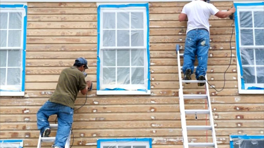 The Most Important Steps In Exterior Paint Prep | CT's Painting Contractor, MDF Painting