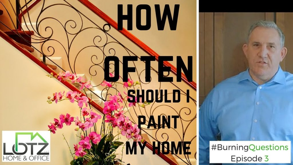 How Often Should I Paint My Home? | Interior Painting Contractor Naperville