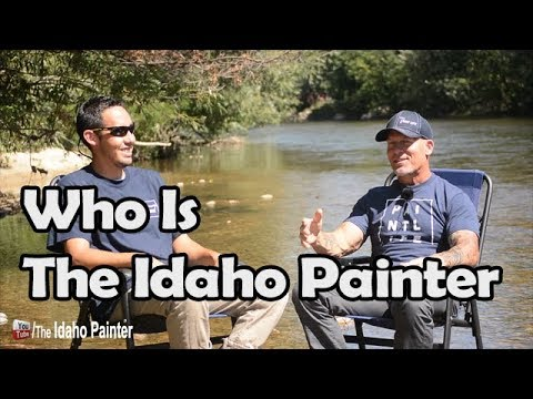 Who Is The Idaho Painter.  Interview by DFW Crown.