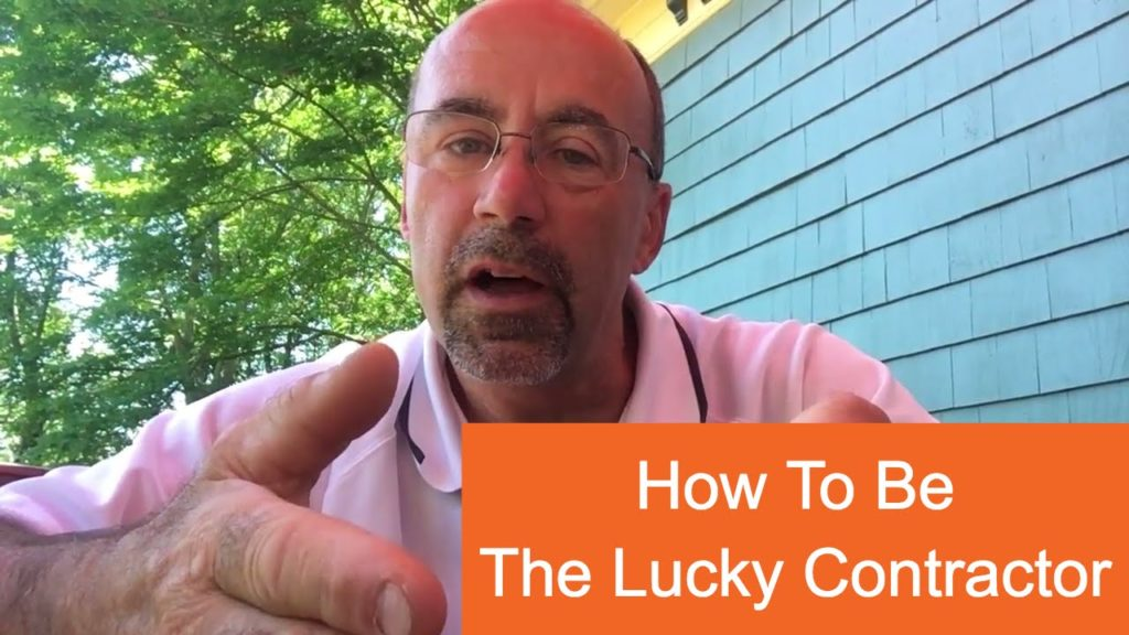 27 – How To Be The Lucky Paint Contractor
