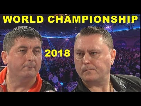 Suljovic v Painter (R1) 2018 World Championship