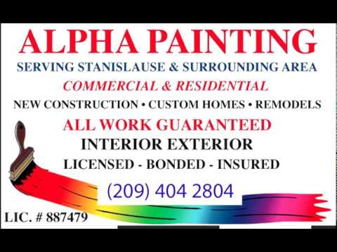 (209) 404- 2804 | Paint contractor in Modesto CA | Make a call