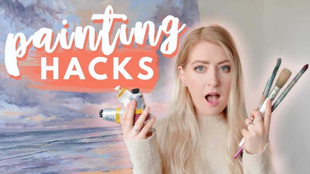 10 Simple Acrylic Painting Tips | Do's & Dont's, Be a Better Painter